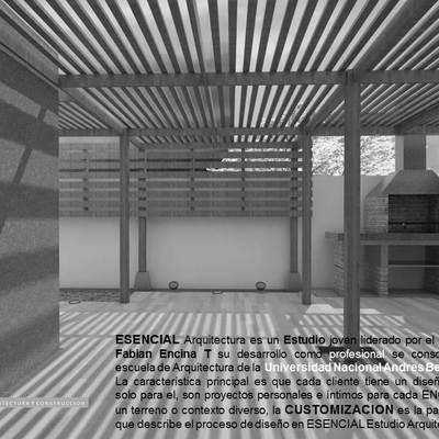 ESENCIAL Estudio Arquitectura