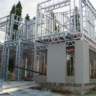 Construcción de casa: Sistema metalcon