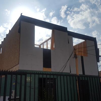 ampliacion 2do piso en sistema paneles sip