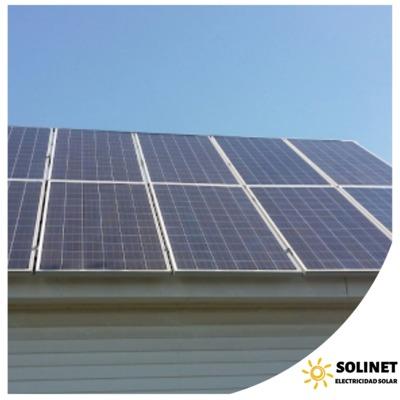 Proyecto realizado en Codegua por Solinet Electricidad Solar ☀️