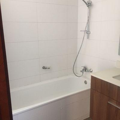 Renovación de baño con tina