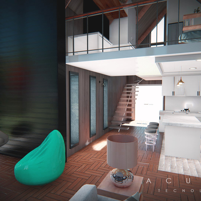 casa para Tecnologa Francisca Montupil 115 m2