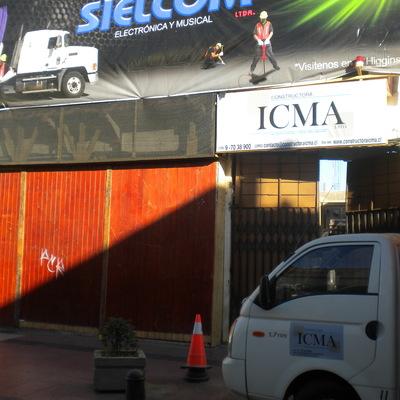 Construccion de edificios Sielcon La Serena