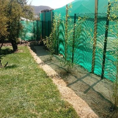 Jardín Instalación cesped