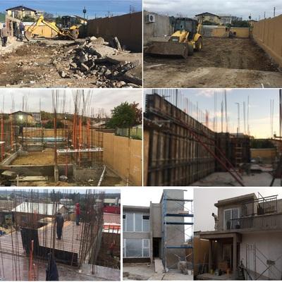 PROCESO CONSTRUCCIÓN CASA
