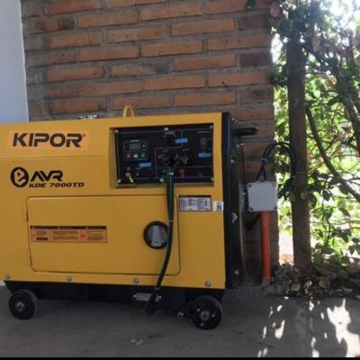 Instalación de Generador domiciliario 6,6 KVA