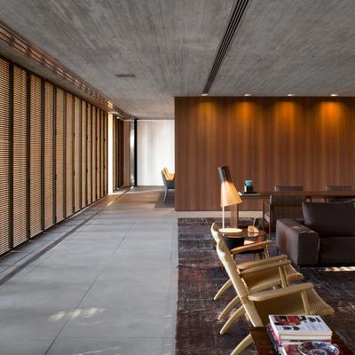 Extensión Living- terraza