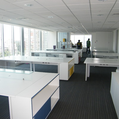Oficinas NCA 500m2