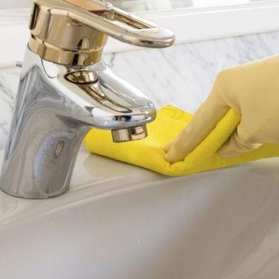 Sanitización baños