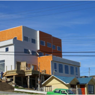 Hotel Puerto Natales.