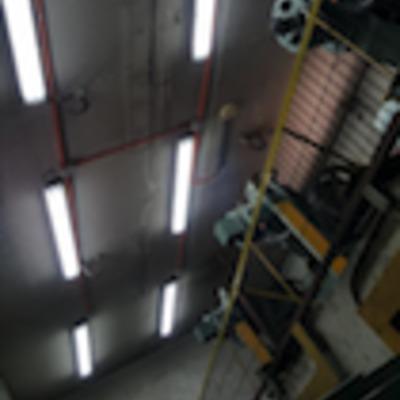 Iluminación sala de maquinas 1