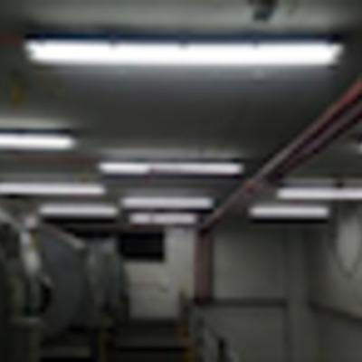 Iluminación sala de maquinas 2