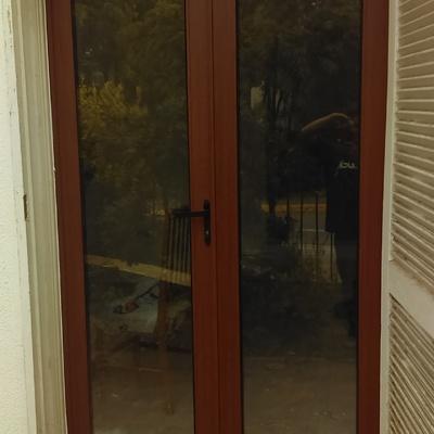 Puertas mamparas