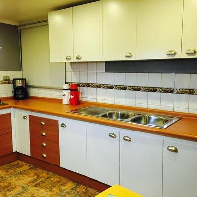 Cocina 16 m2