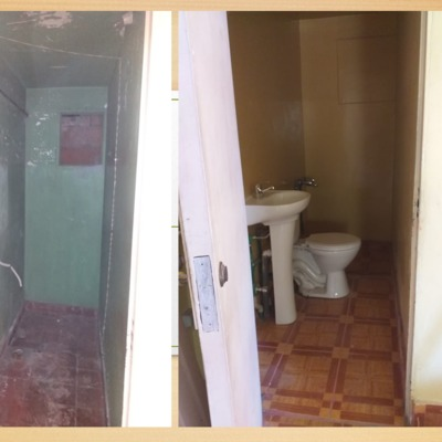 Reparación completo de Baño