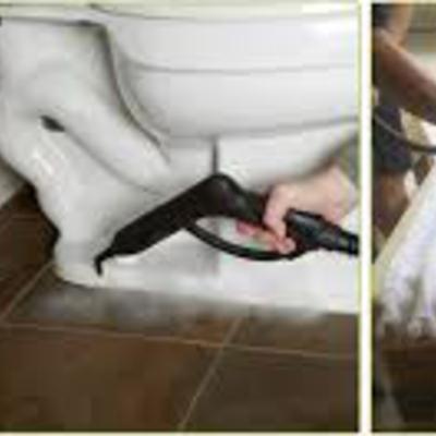 Sanitización de Baños