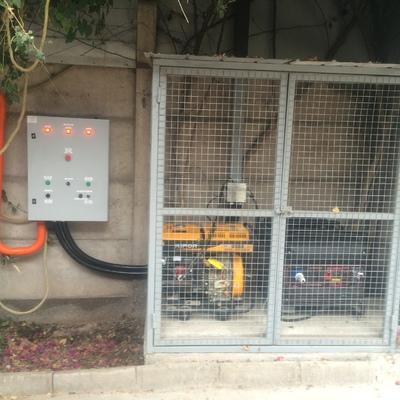 Sistema de Respaldo Electrico 220 y 380