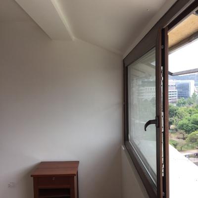 Ampliación habitación