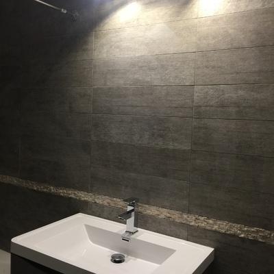 Porcelanato muros