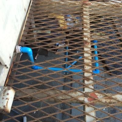 Mantención Equipos de Aire Acondicionado Azotea Mall Marina Arauco