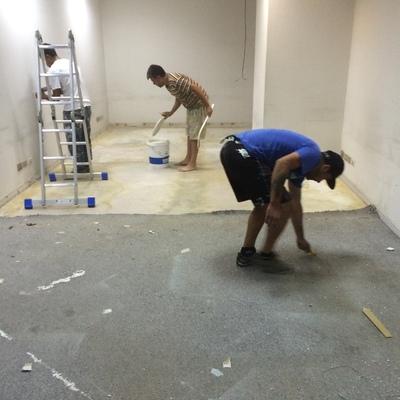 Remodelación Oficina Gerencia General Mall Marina Arauco - Viña del Mar