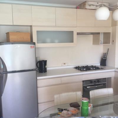 Remodelacion cocina Aparts Hotel Time