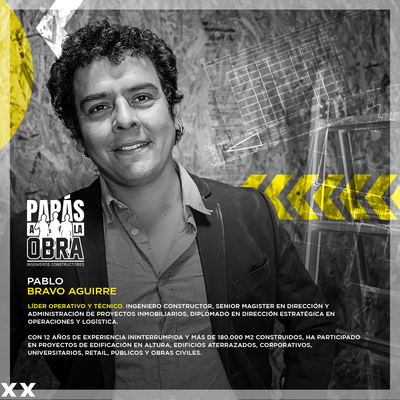CV Pablo Bravo