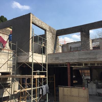 Proyecto y Construcción Vivienda JCN - La Reina 2016