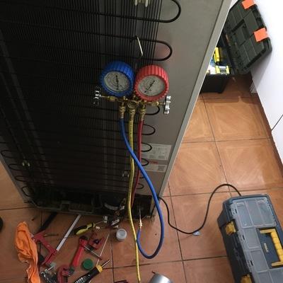 Mantencion A/C refrigeradores