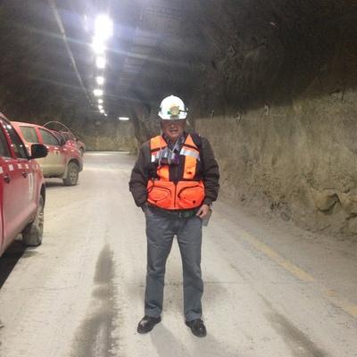 trabajo electrico en minera