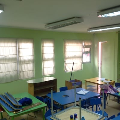 Sala jardín infantil