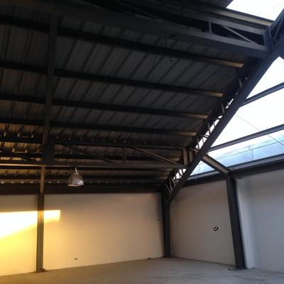 Proyecto estructural techumbre para estacionamientos