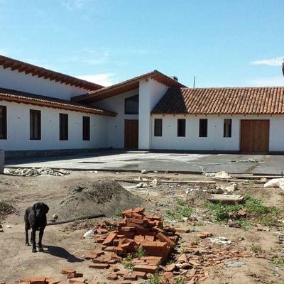 Casa Los Andes - Fachada sur poniente 2