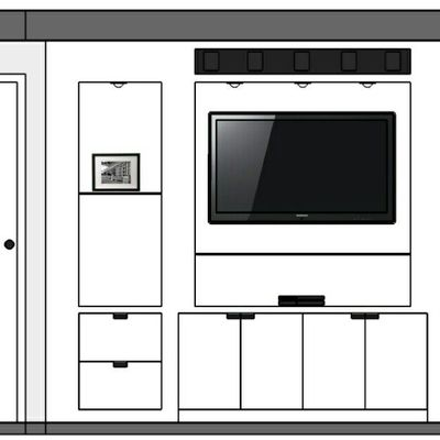 Diseño Mueble para Habitacion Principal