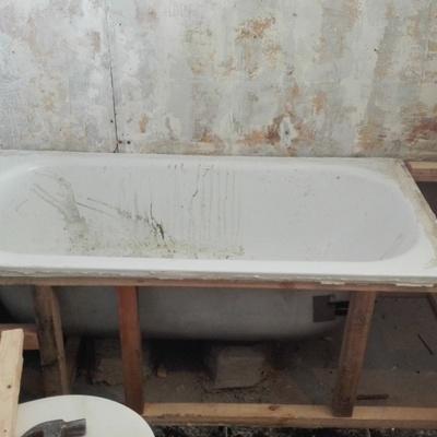 Reparación filtración baño 2do piso