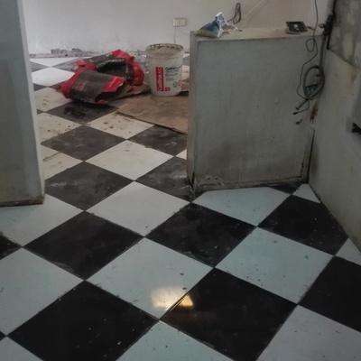 Instalación cerámicas cocina