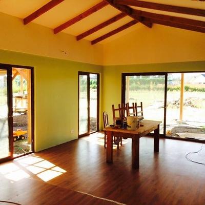Living Casa Guzmán Muller