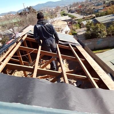 Reparación de techumbre
