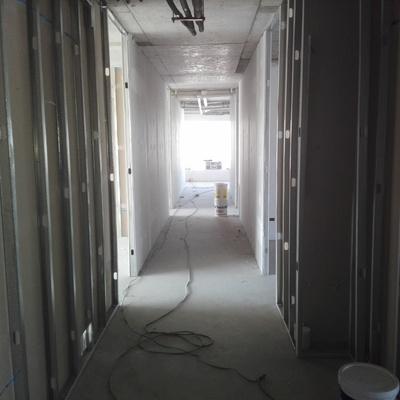 Instalación en obra nueva