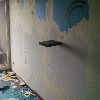 Sacado de papel mural