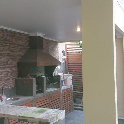 Terraza en metalcom- terminado