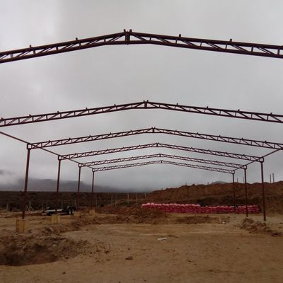 estructura re armada