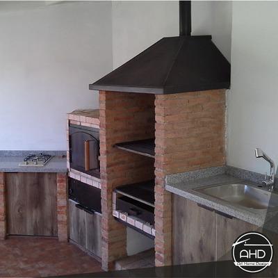 Construcción de quincho