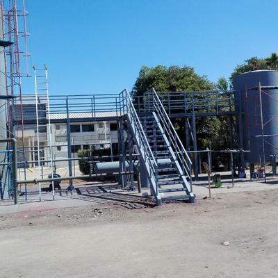 Trabajo Industrial- instalación