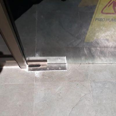 Cambio de quicio en edificio