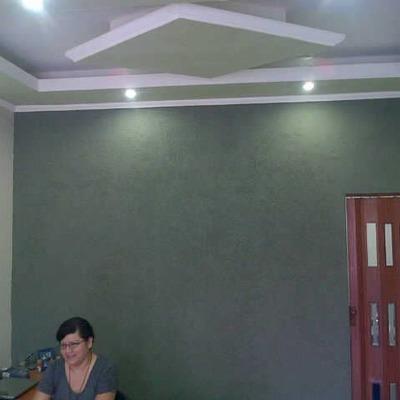 Pequeña remodelacion de oficina