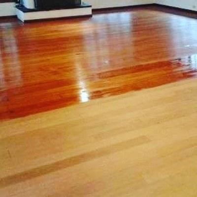 Vitrificado de pisos de madera