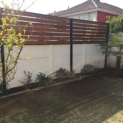 REPARACION y construcción de Muros PERIMETRALES