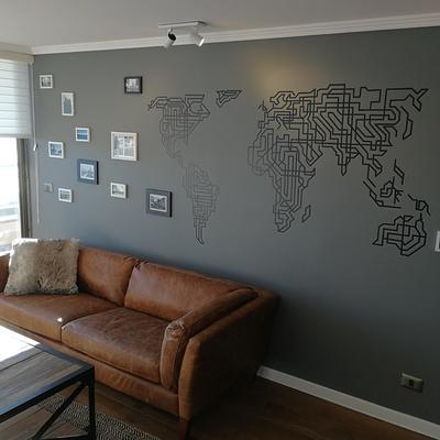 Decoración muros