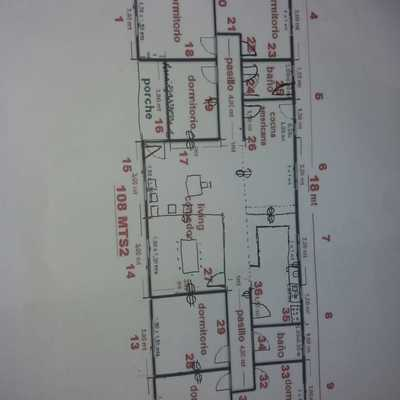 Plano de Construcción de una vivienda